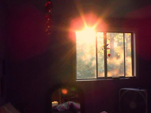 Sunrise-Window-Home-Sweet-Home