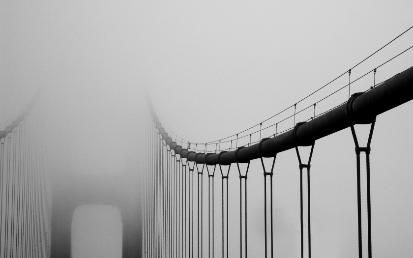 fog new york city